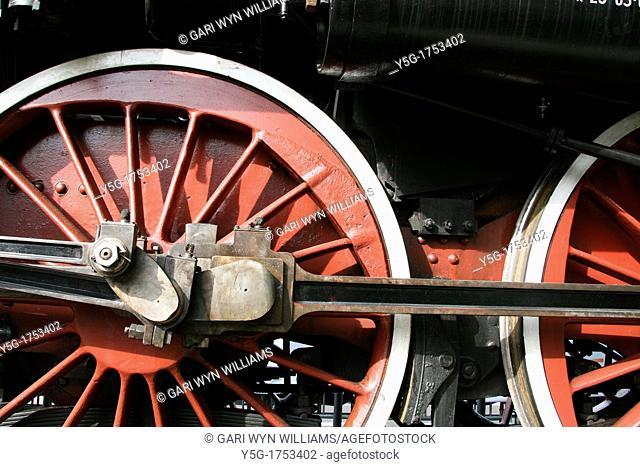 old steam train loco locomotive train engine