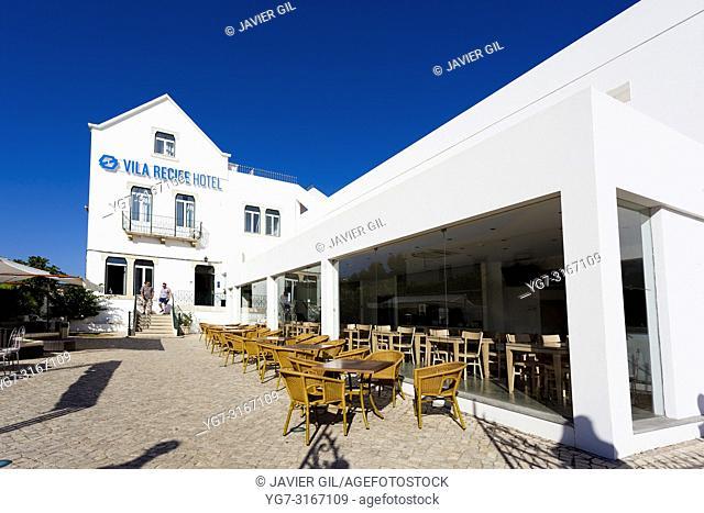 Hotel in Lagos, Algarve, Portugal