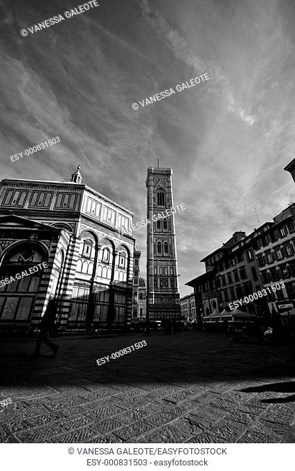 Duomo Santa Maria Del Fiore . Florence, Italy