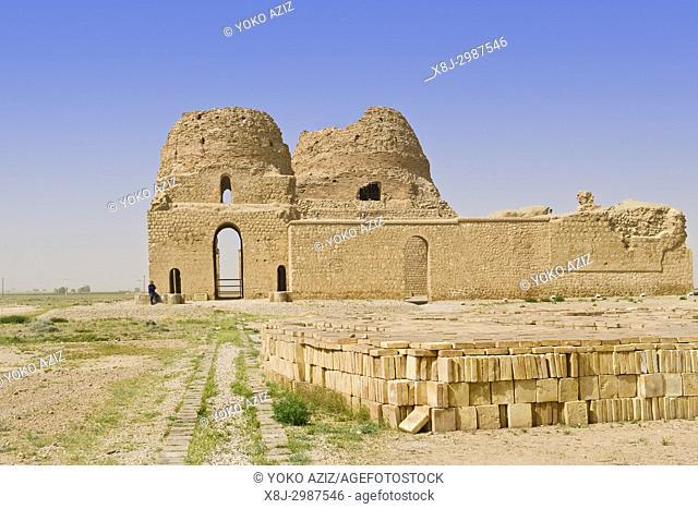 Iran, Sarvestan, Sarvestan palace