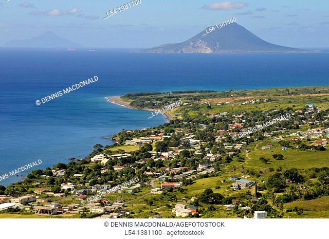 Brimstone Hll Fortress National Park Basseterre St  Kitts Caribbean, Island Cruise NCL