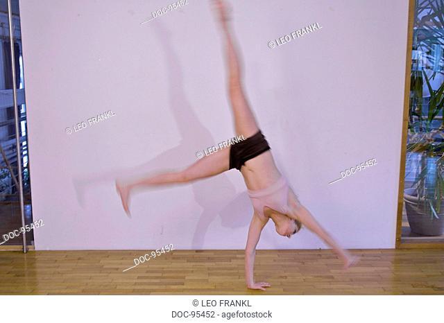 Rolfing , exercises