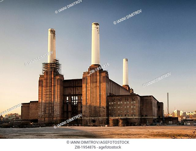 Battersea Power Station,London,England