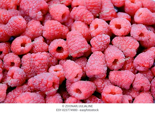 Background raspberry