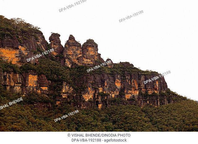 three sister blue mountain australia