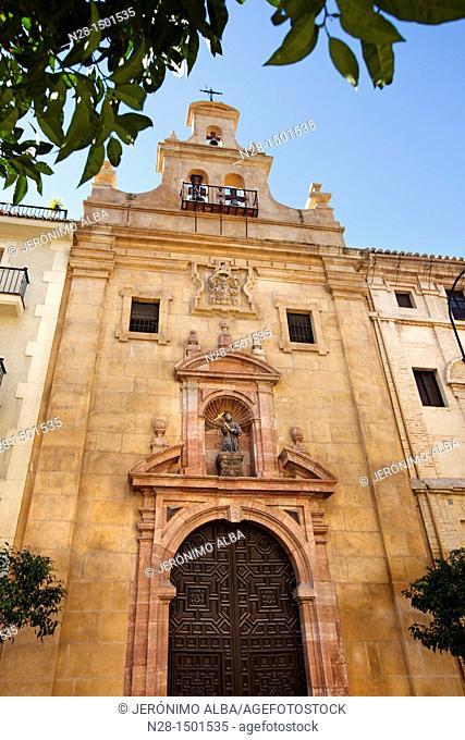 Church of San Juan de Dios, Antequera, Malaga Province, Andalusia, Spain